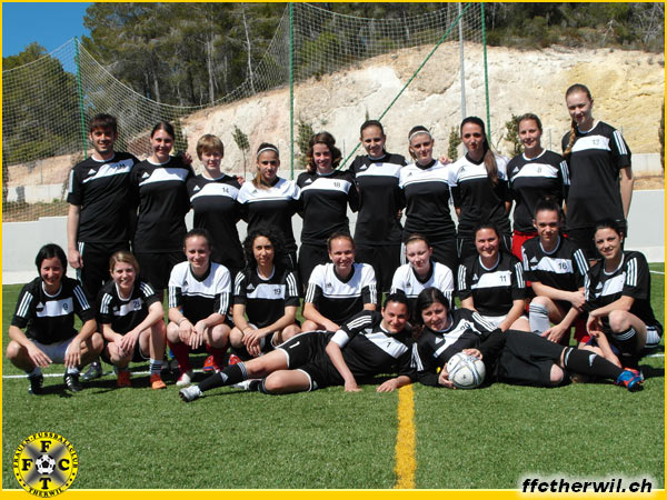 Trainingslager Frauen 1 Mallorca