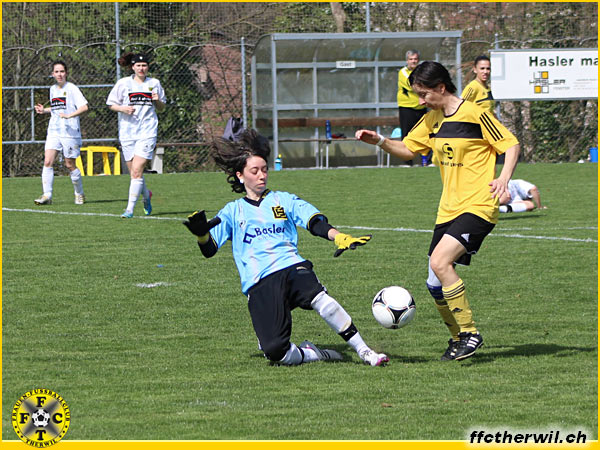 MS Frauen 1 FFCT - BSC Old Boys