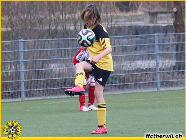 MS Juniorinnen D FFCT - FC Amicitia Riehen